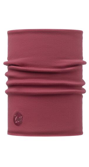 Buff Heavyw.Wool Therm. Solid sjaal rood
